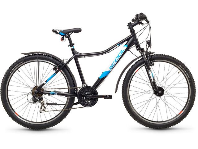 s'cool troX urban 26 21-S Black/Blue Matt